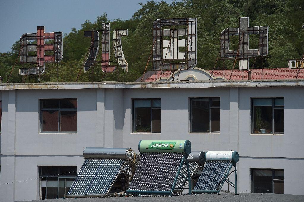China's solar panels shine spotlight on North Korea trade