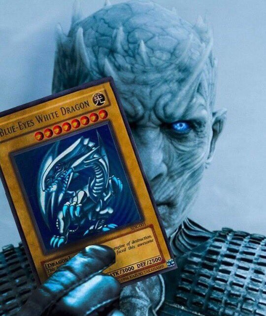 RT @SalimAlSamar: Just when you think the night king has played all his cards... #GameofThrones https://t.co/106XbmSQO6