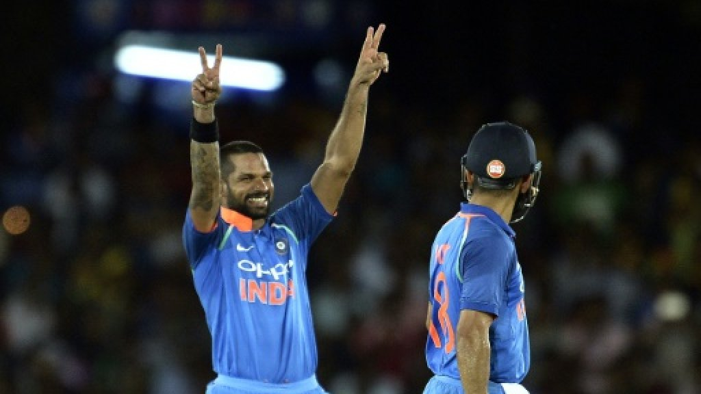 India power to 9-wicket ODI win over Sri Lanka