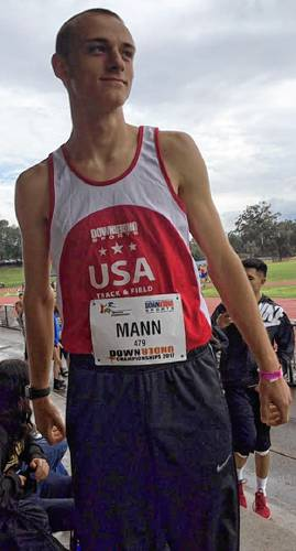 Winnisquam's Mann enjoys a once-in-a-lifetime experience competing in Australia