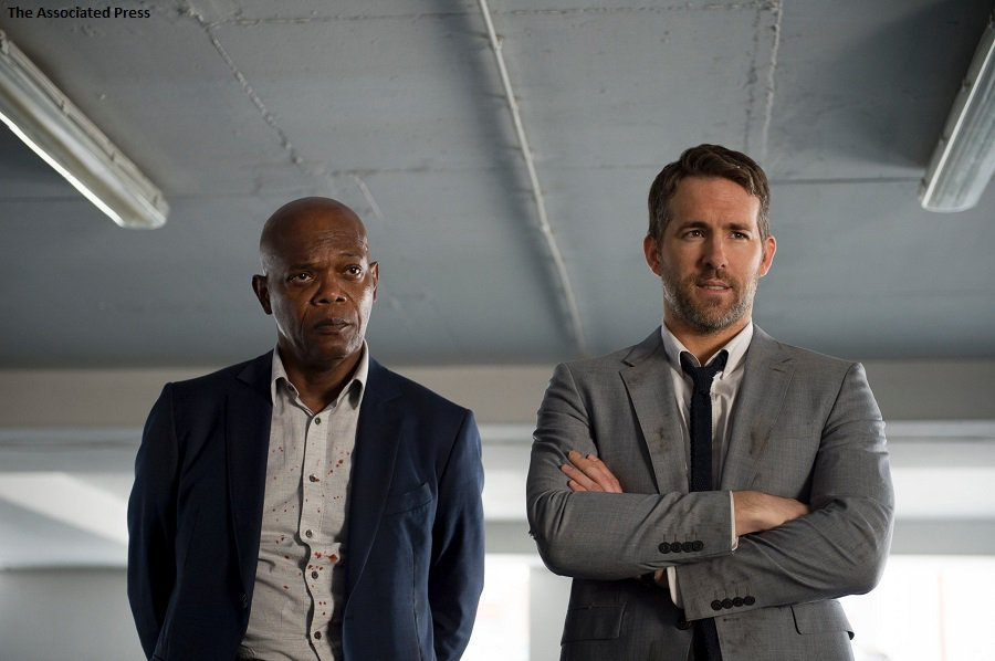 'The Hitman's Bodyguard' outdoes 'Logan Lucky' at box office: https://t.co/91hKJYc9lO https://t.co/T2i5kyBYwB