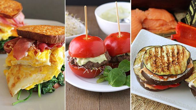 EverydayHealth: 8 veggies that make great low-calorie bread substitutes: https://t.co/GMhIzHKNKh https://t.co/y7hIIF58kU