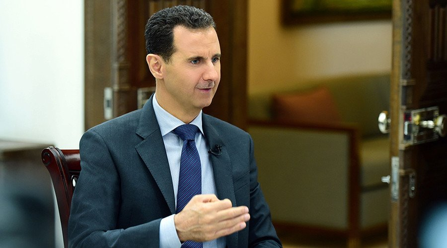 No role for West & allies in Syria until they cut support to terrorists –