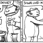 #Fingerpori - Helsingin Sanomat https://t.co/cgtu27RuQb https://t.co/1Vv2k1ipNH