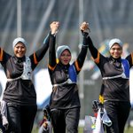 Both men's, women's archers bring home recurve gold for Malaysia