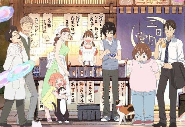 アニメ「3月のライオン」第2期は全22話で10月14日スタート
