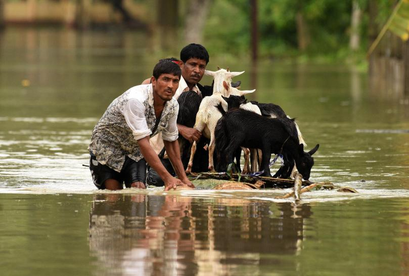 Floods, landslides kill more than 800 people across South Asia