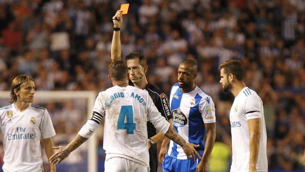 El Madrid recurre la segunda amarilla a Ramos https://t.co/uMjt95GlyO https://t.co/qxiukpJk7Y