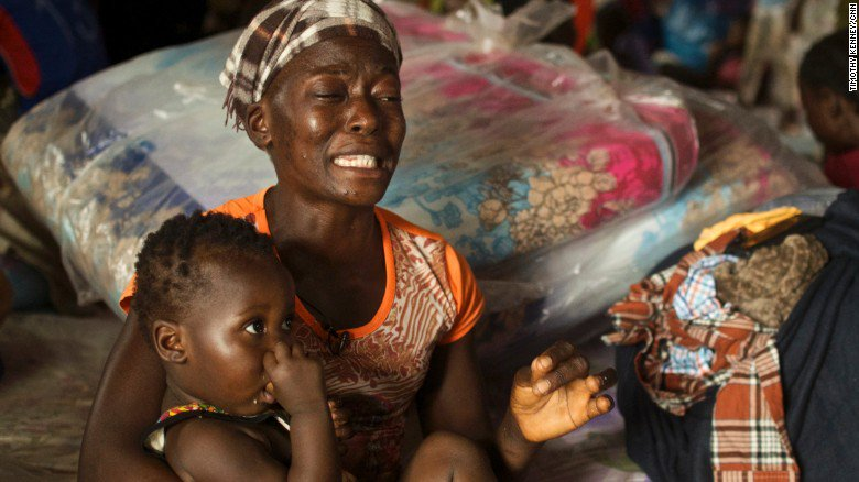 Sierra Leone mudslide survivors remember day the mountain moved https://t.co/s9u1m5Zq3N https://t.co/uZwZIhJasp