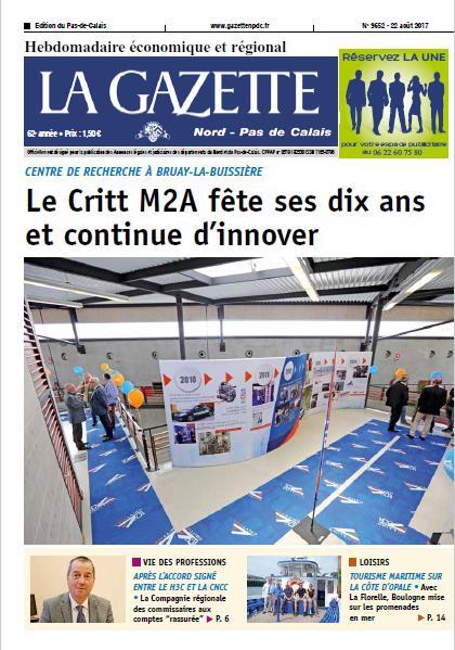 test Twitter Media - Retrouvez l'édition Pas-de-Calais de votre Gazette, en kiosque dès demain! https://t.co/yGMhKVl0BA