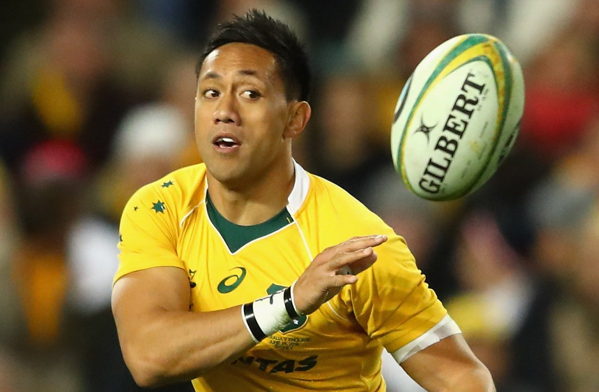 test Twitter Media - New signing for @UlsterRugby. ✍  Australia fly-half Christian Lealiifano arrives on a five-month deal.  More: https://t.co/shLvxSLk4p https://t.co/7iAR4sngu6