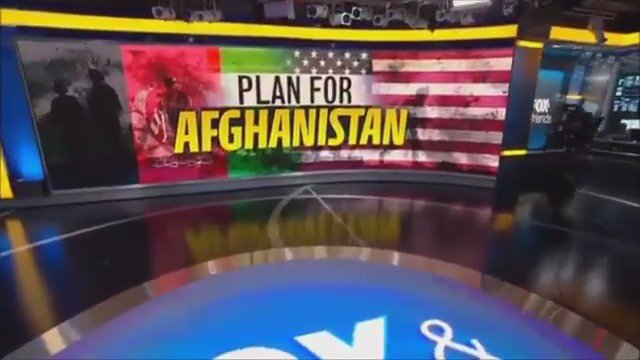 After a 'rigorous' process, President Trump will address the nation tonight about his plan for Afghanistan