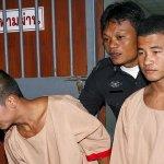 Myanmar men appeal against death sentences over British murders in Thailand