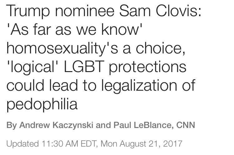 Sam Clovis