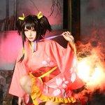 cosplay甲鉄城のカバネリ/KABANERI OF THE IRON FORTRESS無名/Miyuphot/なぎさ