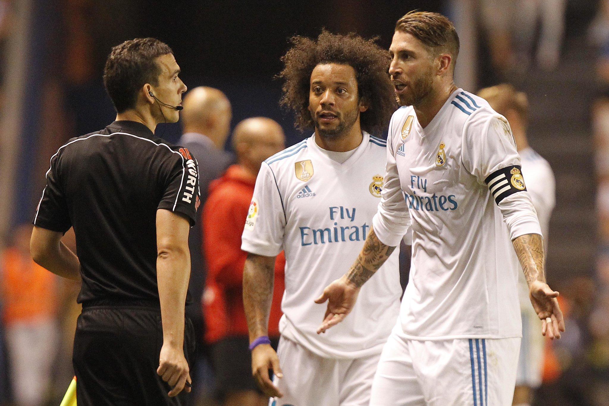'Pablo Alfaro nos adoctrinó a Ramos y a mí en lo de las tarjetas rojas' https://t.co/xi6yns51pu https://t.co/VjooUJOfdZ