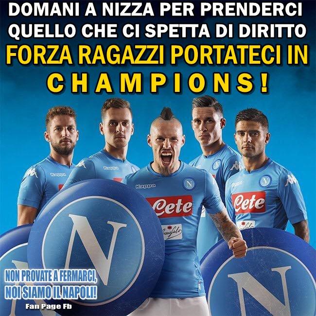 #NizzaNapoli