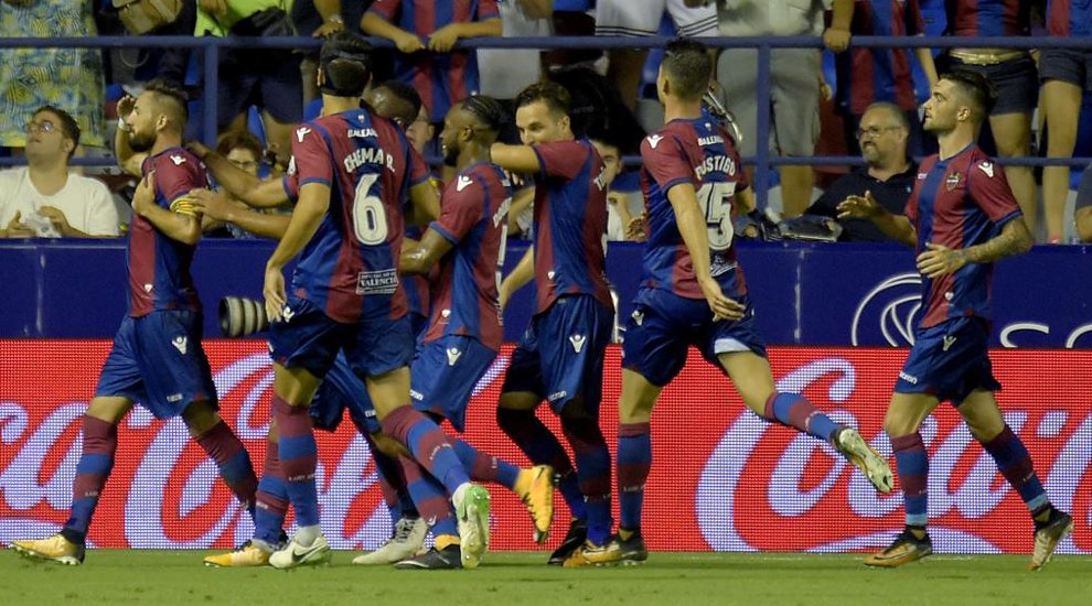 FINAL | Levante 1-0 Villarreal https://t.co/3HShPmgzLV #LaLiga https://t.co/grdfKIGCbC