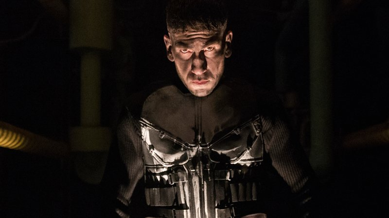 Here's the very sinister first look at Jon Bernthal in The Punisher https://t.co/AVfeERrh5j https://t.co/jDCu5458PB