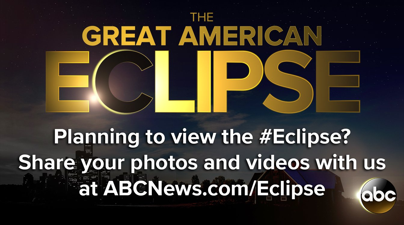 Watching the total #eclipse? Share your photos and videos with us HERE: https://t.co/8Y0yYgVUgN https://t.co/5iGbo69AJ5
