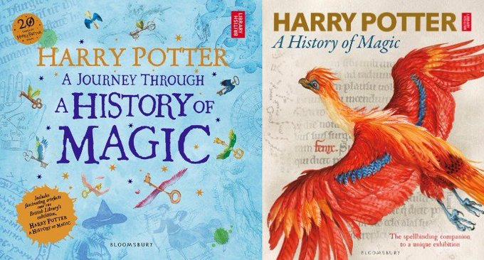 The have TWO Harry Potter books due out in October - Happy Birthday to me!