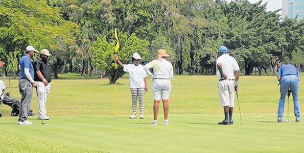 Dar Bahari charity golf Cup raises Sh50m