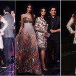 Disha Patani, Sridevi, Khushi Kapoor: Beauties at Manish Malhotra's LFW grand finale frontrow