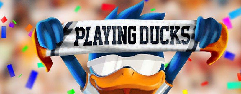 Playing ducks