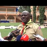 Uganda Launches Scouting Annual Camp to Give Life Skills to Youth