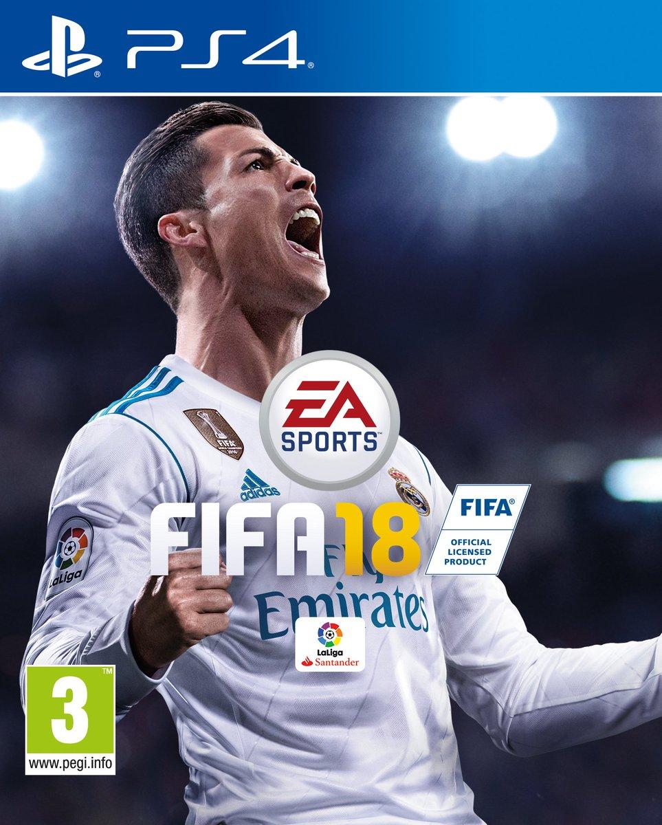 RT @LaLiga: 🎮⚽️🙌 #FIFA18 🙌⚽️🎮 https://t.co/iFKSst6xst