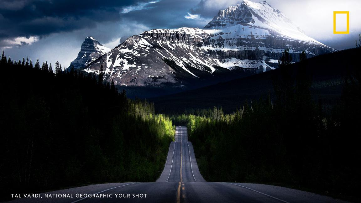 Top Shot: The Road to Banff https://t.co/9lbK0uKw5O #YourShot https://t.co/TKmOzjNU2Z