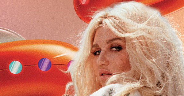 How Kesha channeled her pain into making another number-one album: