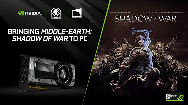 NVIDIA & Monolith Add SLI/HDR & Ansel Support to Shadow of War PC https://t.co/X2ZhgLXlX4 https://t.co/OWVbCn4Nlg