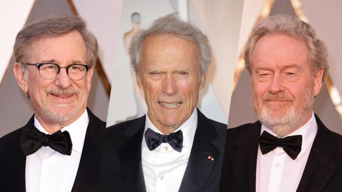 Can three of Hollywood's biggest directors sneak into the Oscars race at the last minute?