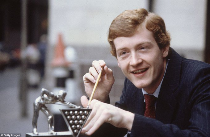 Happy Birthday (60) Steve Davis! All the best! Enjoy!