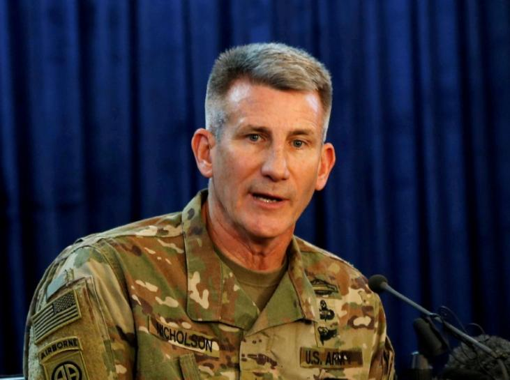 Top U.S. general in Afghanistan says new strategy based on conditions not timelines