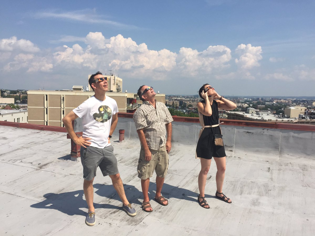 test Twitter Media - Adams Morgan rooftop eclipse viewing... https://t.co/0YBQWG7wtw