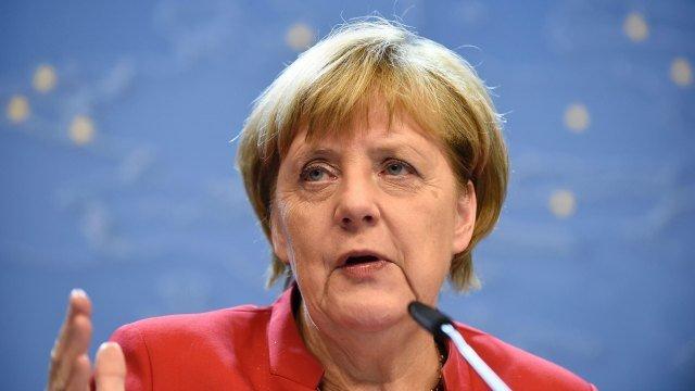 Germany: Syrian refugee family names newborn girl after Angela Merkel