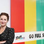 Sinead Boucher named new Stuff chief executive officer