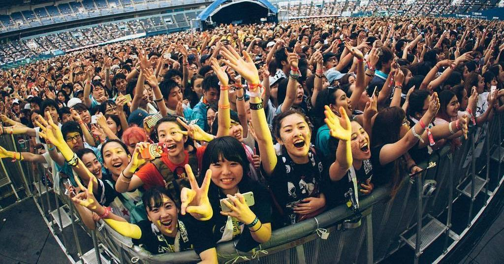 summersonic you were the best crowd anyone could've asked for ✌�� https://t.co/ieHN72Y6jc