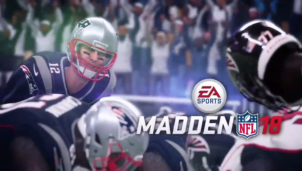 #Madden18 G.O.A.T. Edition is now available!🐐🏈🎮👉