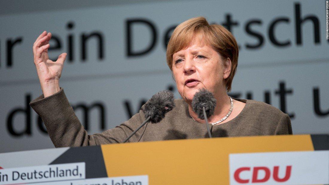 Angela Merkel: Germany could ban gas and diesel cars https://t.co/0u8iflTMBm https://t.co/CtFQnrfc34