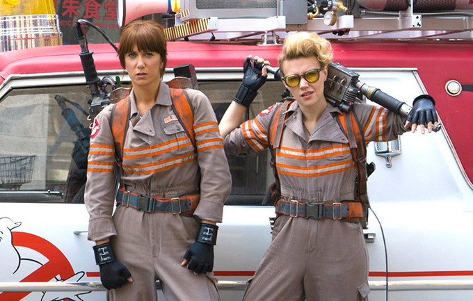 Happy Birthday to Kristen Wiig(left), who turns 44 today!