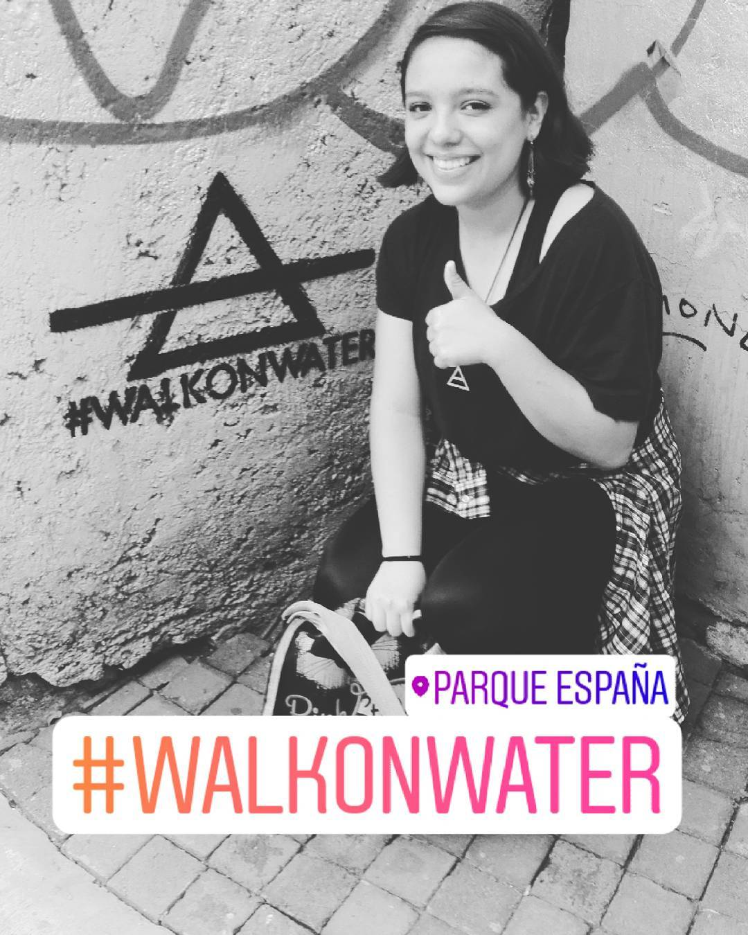 MEXICO! See it? Snap it. Show us. ���� #WalkOnWater  �� IG: karishmars https://t.co/kMg5YjqOFg