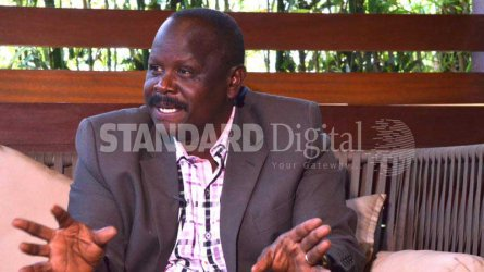 I will not join Jubilee, vows former Bomet governor Isaac Ruto