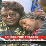 DNA identification of eight fire victims begins - School fire tragedy