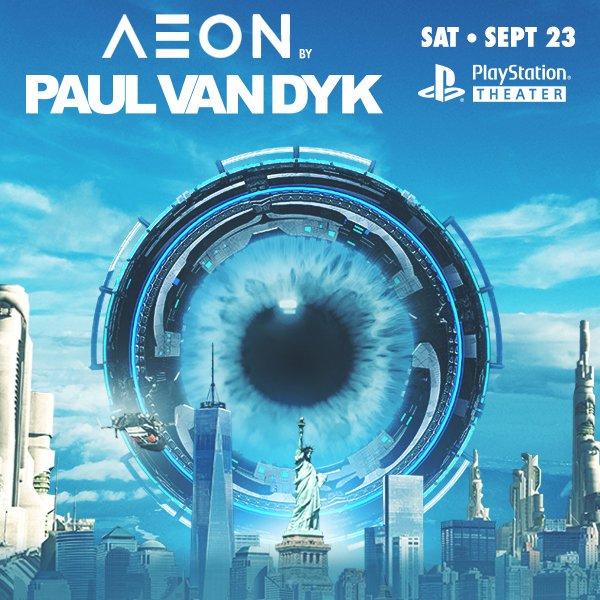 #AEONbyPvD is a celebration of trance, life and unity! Join the debut in #NewYork https://t.co/6AS25Fg6D1 https://t.co/cm1in0Ljau