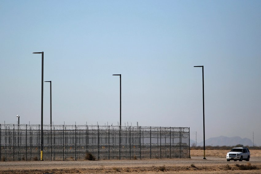 Law and Orderunder Donald Trump: The Golden Age of Private Prisons
