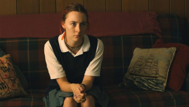 Telluride2017: @LadyBirdMovie could be a rare female-centered Oscars contender