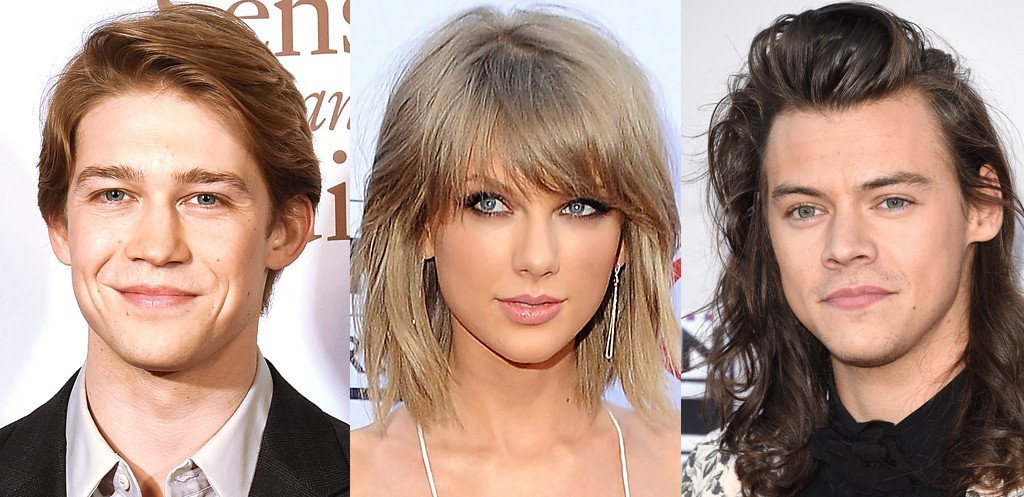Are you ready to find out if Taylor Swift's new song is about Joe Alwyn or Harry Styles?